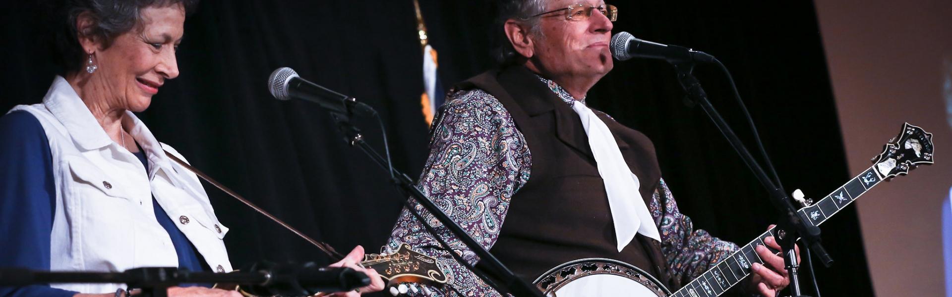 banjo-playing