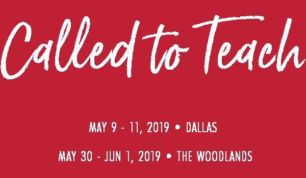 Called to Teach Homeschool Conventions – Keeping Texas