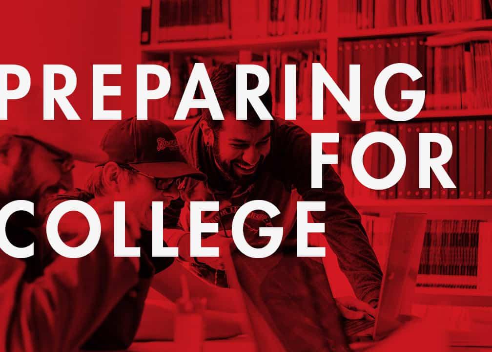 EDTalks Session Poster -Preparing for College