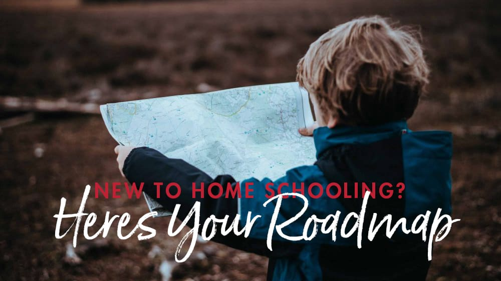 Roadmap to Home Schooling