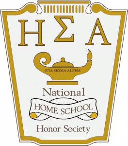Eta Sigma Alpha National Home School Honor Society